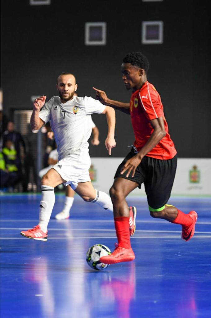 Supporting African futsal at all levels - Futsal Africa Players Coaches Association