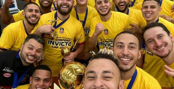Magnus Futsal are creators, innovators, leaders and undefeated champions