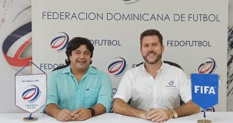 Futsal development in the Dominican Republic