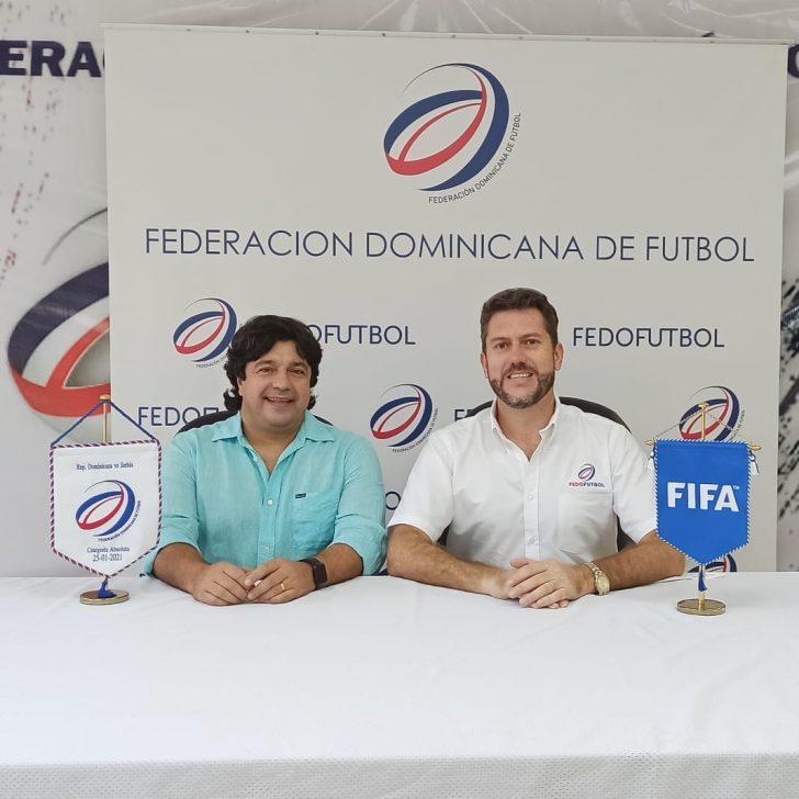 Futsal development in the Dominican Republic