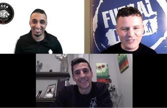 Futsal & Proud full interview with Carlos Ortiz and Awais Chaudry