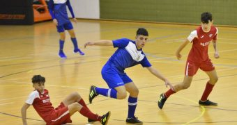 First Futsal development stage at the National level for children U16 in Malta