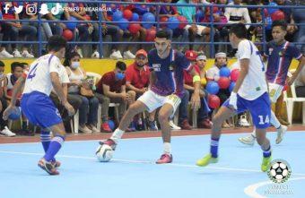 Futsal popularity and demand increasing in Nicaragua