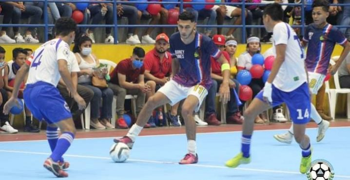 Futsal popularity and demand increasing in Nicaragua