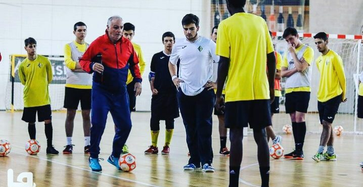 Legendary futsal coach Zego discusses his life in futsal with Futsal Focus