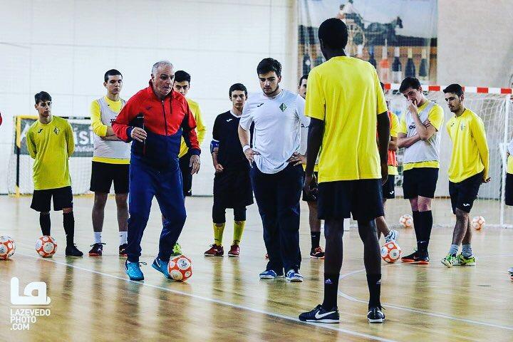 Legendary futsal coach Zego discusses his life in futsal with Futsal Focus