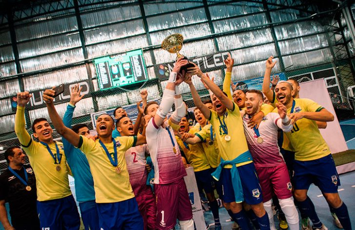 CONMEBOL and futsal development in South America