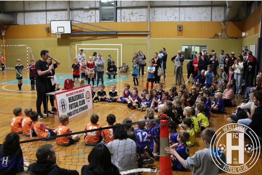 Pro Futsal expansion plans outside of Western Australia begin in Melbourne