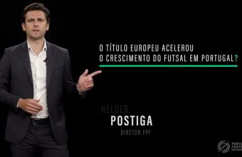 Portuguese Football Observatory looks at the growth of futsal in Portugual
