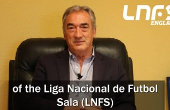 Javier Lozano's message to English futsal community 'It took us over 32 years to get to where we are now'
