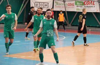 C.U.S Ancona Serie B champions and Liam Palfreeman makes history for British futsal in Italy