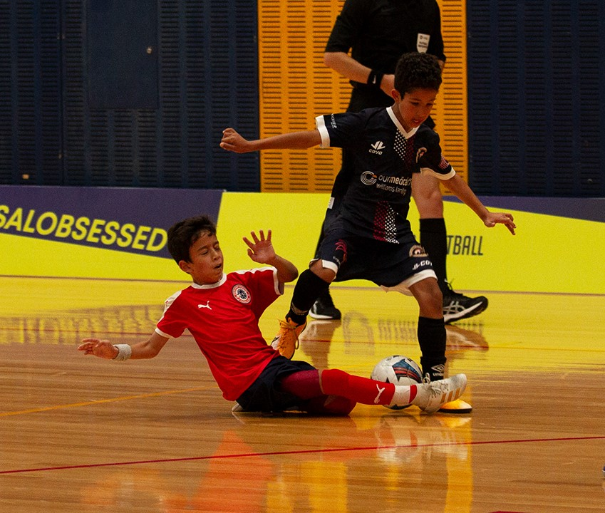 The Football Victoria State Futsal Championships 2021