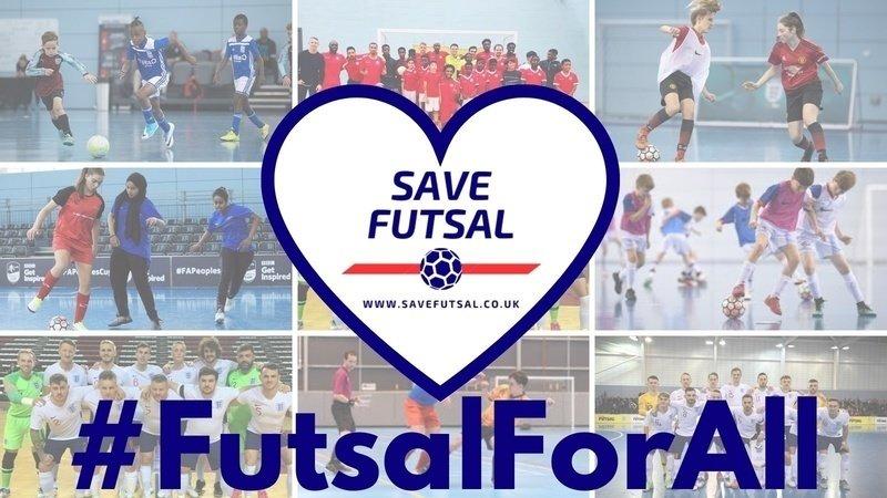 English futsal taking the development steps everyone hoped to see!