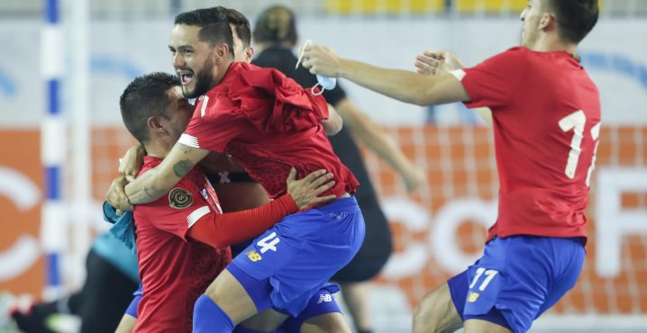 A history making event - the 2021 CONCACAF Futsal Championship