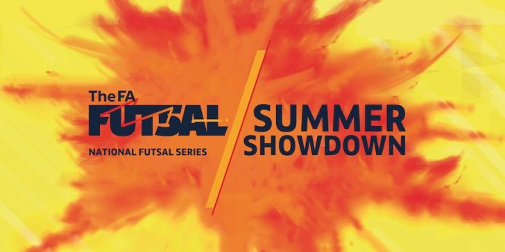 BT Sport 1 broadcasting the FA National Futsal Series Grand Finals on Sunday