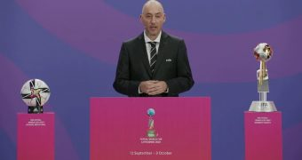 2021 FIFA Futsal World Cup group draw ignites excitement and world cup fever!!