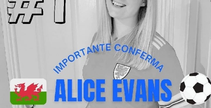 Alice Evans returning to Italy to play for Santu Predu in the A2