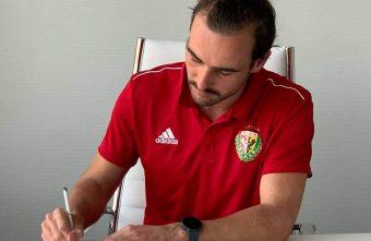 Damon Shaw unveiled as the new coach of WKS Śląsk Futsal Wrocław in Poland