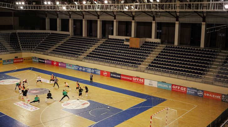 The new German Futsal Bundesliga with ten clubs is ready for its first season