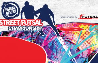 The Futsal Focus Street Futsal Championship groups and fixtures