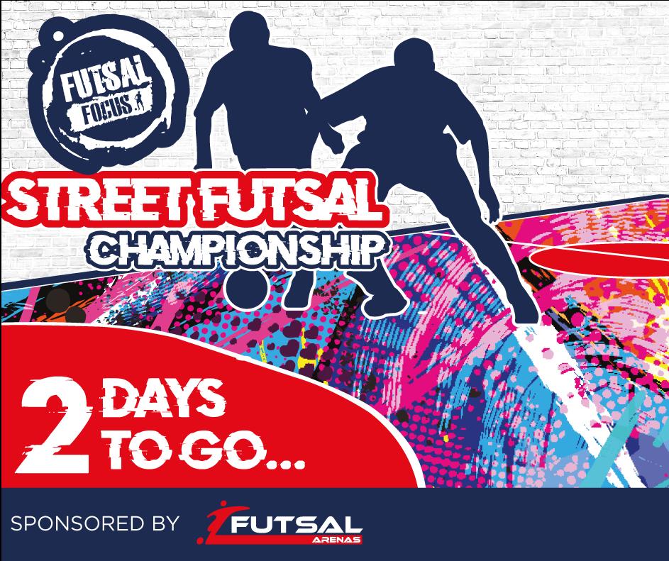 Futsal Focus Street Futsal Championship participant - Bedford Futsal Club