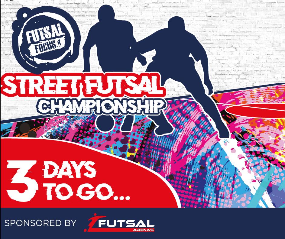Futsal Focus Street Futsal Championship participant - Newham Futsal Club