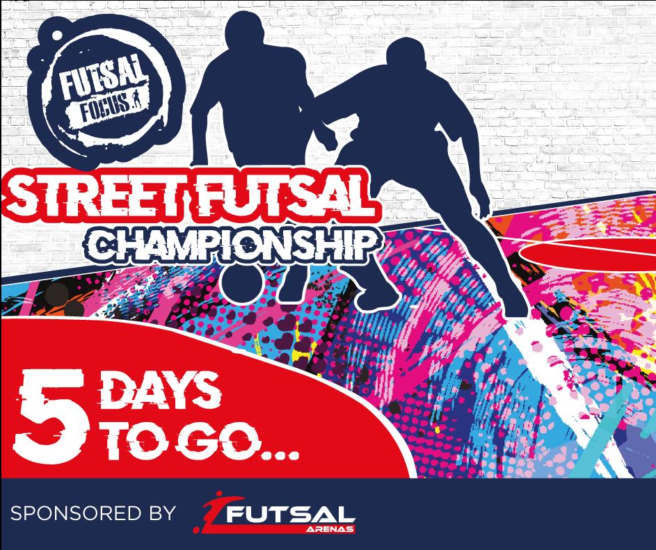 Futsal Focus Street Futsal Championship participant - Reading Royals Futsal Club