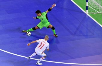 The Goalkeeper Influence on Ball Possession Effectiveness in Futsal
