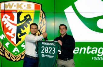 Pentagon Research is a new Gold Partner of WKS Śląska Futsal Wrocław