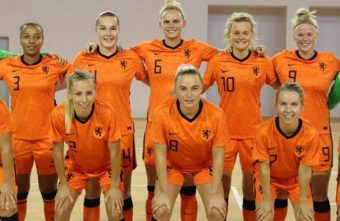 """Netherlands Women's head coach Niña George """"Anything is possible in Women's EURO main qualifier"""""""