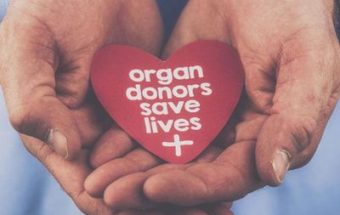 Today is World Organ Donation Day 2021