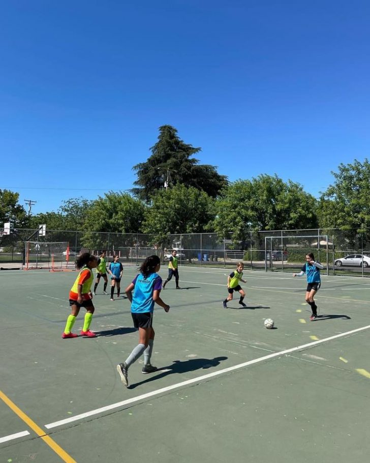 Futsal thriving in the heart of California's Central Valley, the city of Turlock