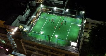 Futsal venues in Singapore worried about their businesses due to Covid rules