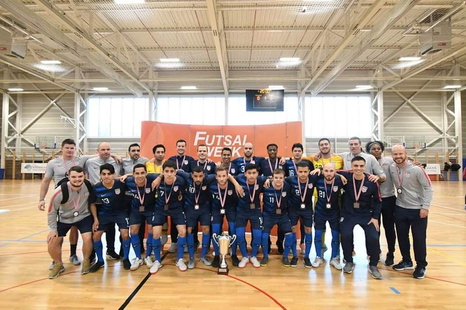 The United States of America and the Group of Death at the 2021 FIFA Futsal World Cup