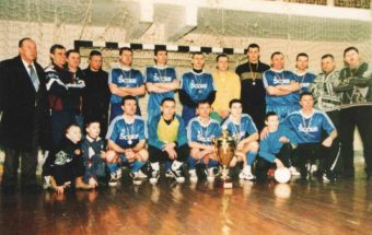 The history of indoor football to futsal in Lithuania: from county championships to a FIFA Futsal World Championship