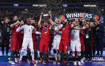 World champion Ricardinho to attend official UEFA Futsal EURO 2022 draw